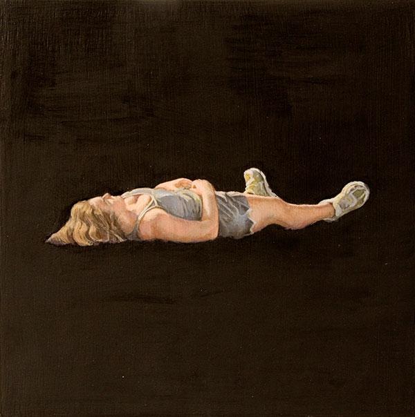 Artsicle Study 1 - Karen Rosenkrantz