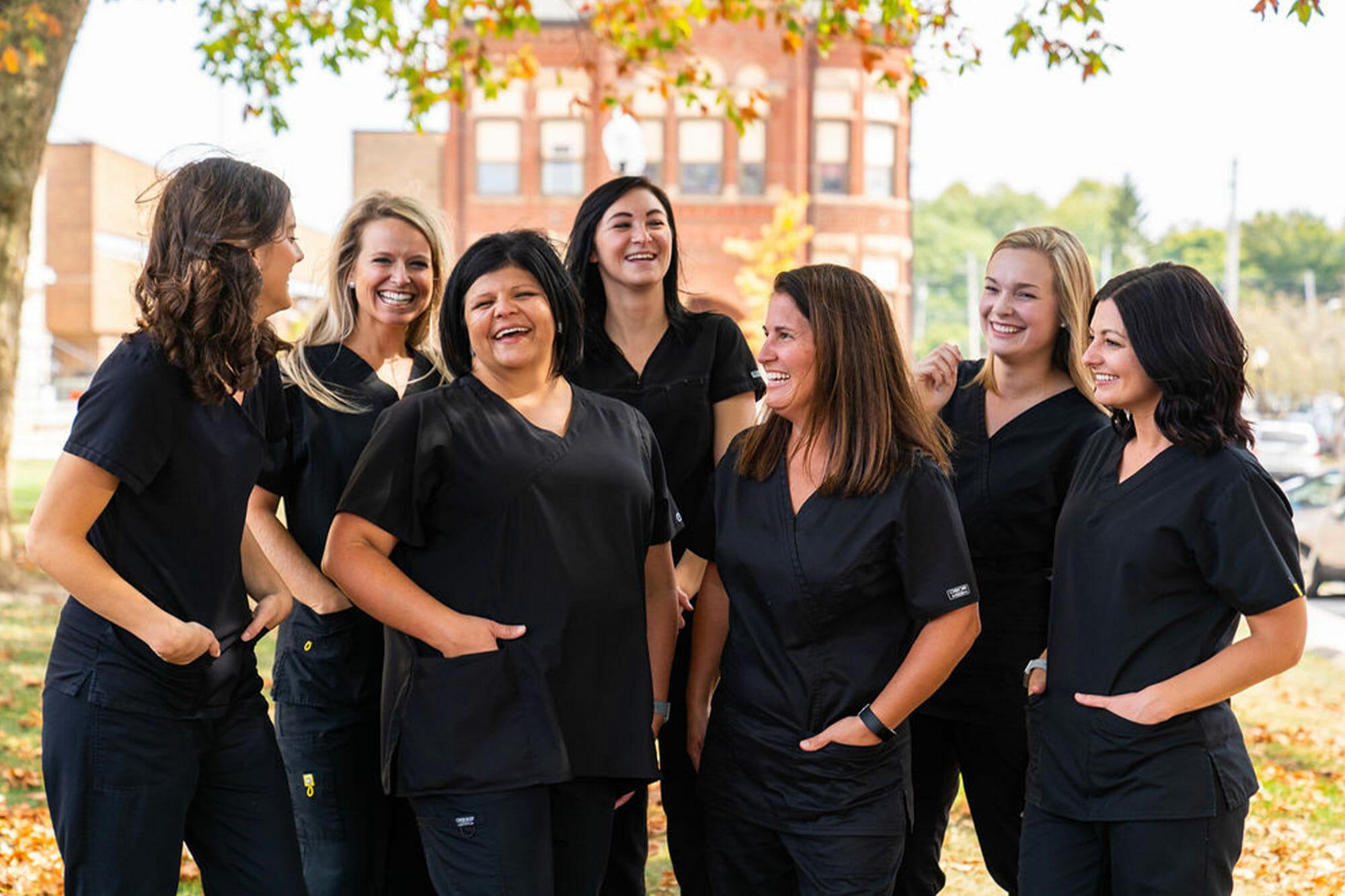Logan Dental Care Team