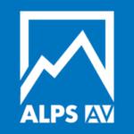 Alps AV blue