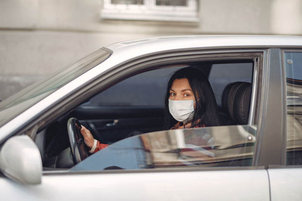 Pandemic Upends Commuting Patterns, Leading to Driving Surge