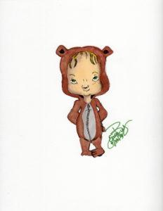 Teddy: Marker