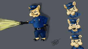 Officer Hammel: Digital