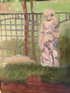 Plein Air Painting: 11 x 14 Oil
