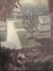 Grays:  11 x14 Oil