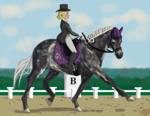 Dressage: Digital