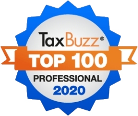 Taxbuzz Top 100 Professional 2020