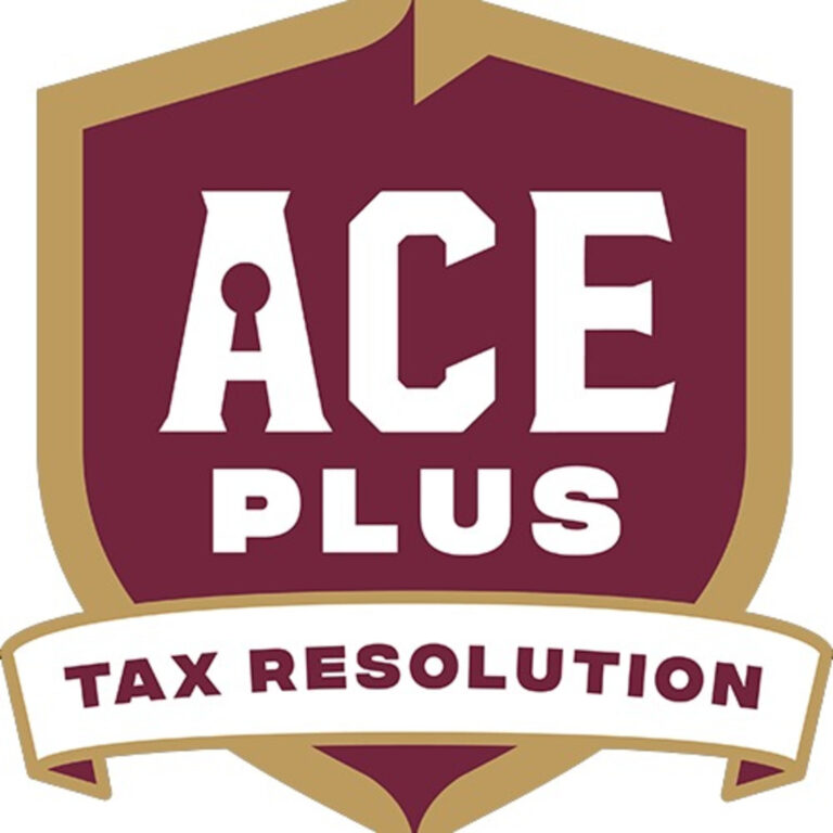 Ace Plus Tax Resolution - Get Ace on Your Tax Case!