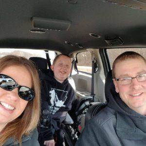 Josh Scoble & Family 2019