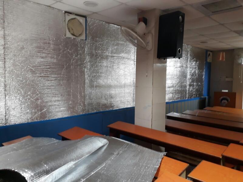 Wall Insulation step 2