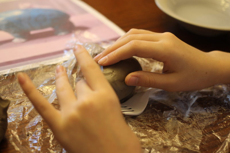 Hands-on art with Take Time for Art