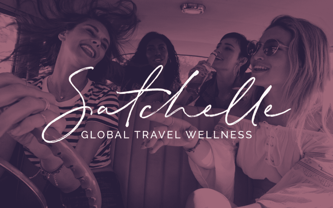 Thrive Global Spotlights Women and Travel Wellness with Edyta Satchell