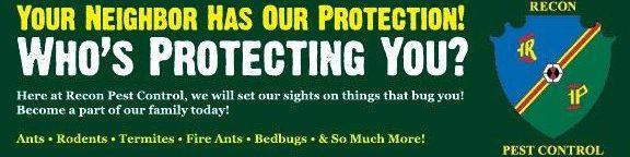 Recon Pest Control