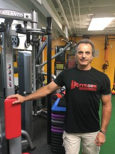 dan horne, a positive change fitness