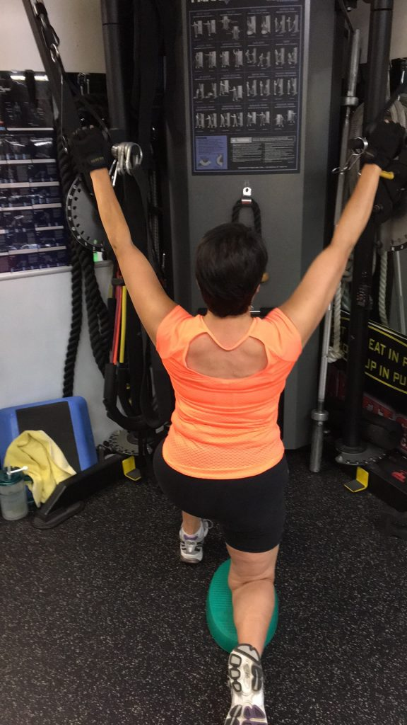 strength training, a positive change fitness