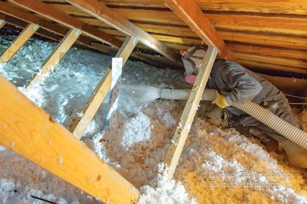 blown insulation