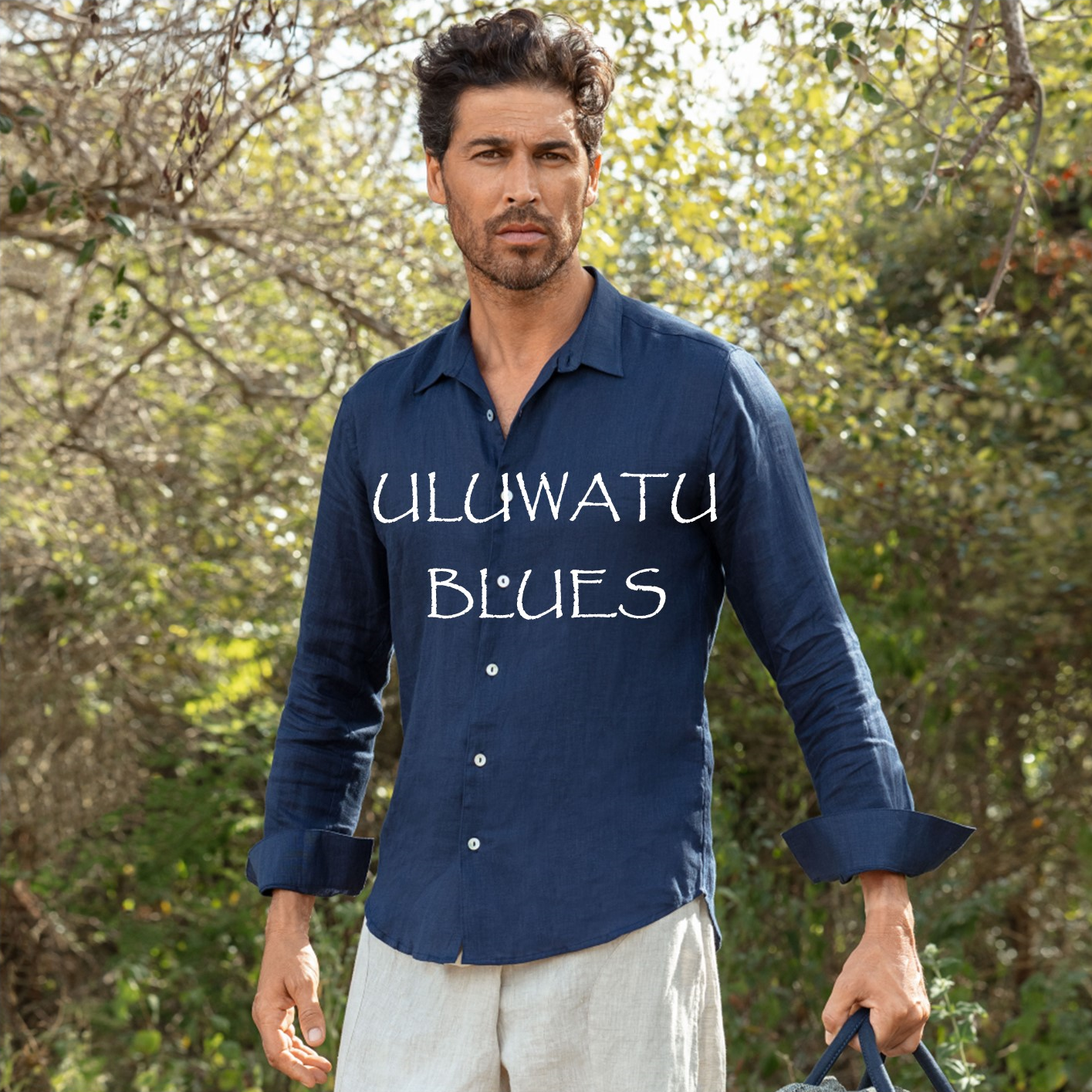 Quality linen men's clothing