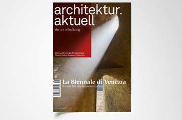 Architektur Aktuell No 438 SEPT 2016 web