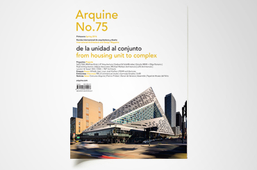 Arquine No 75 - web