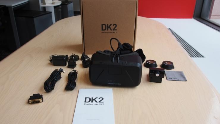 Kit de Oculus Rift