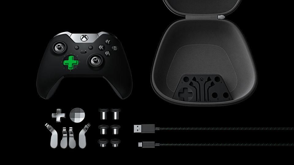 Control Elite Xbox 2