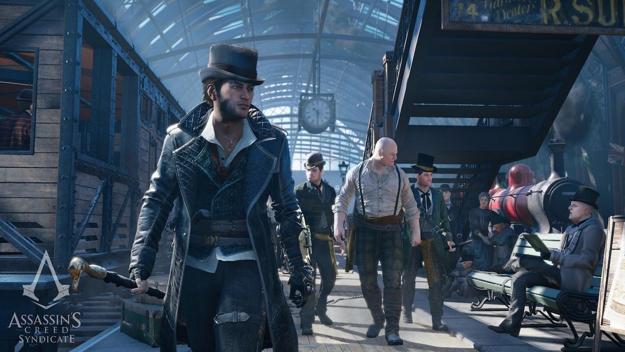 Assassin's Creed Syndicate EGLA
