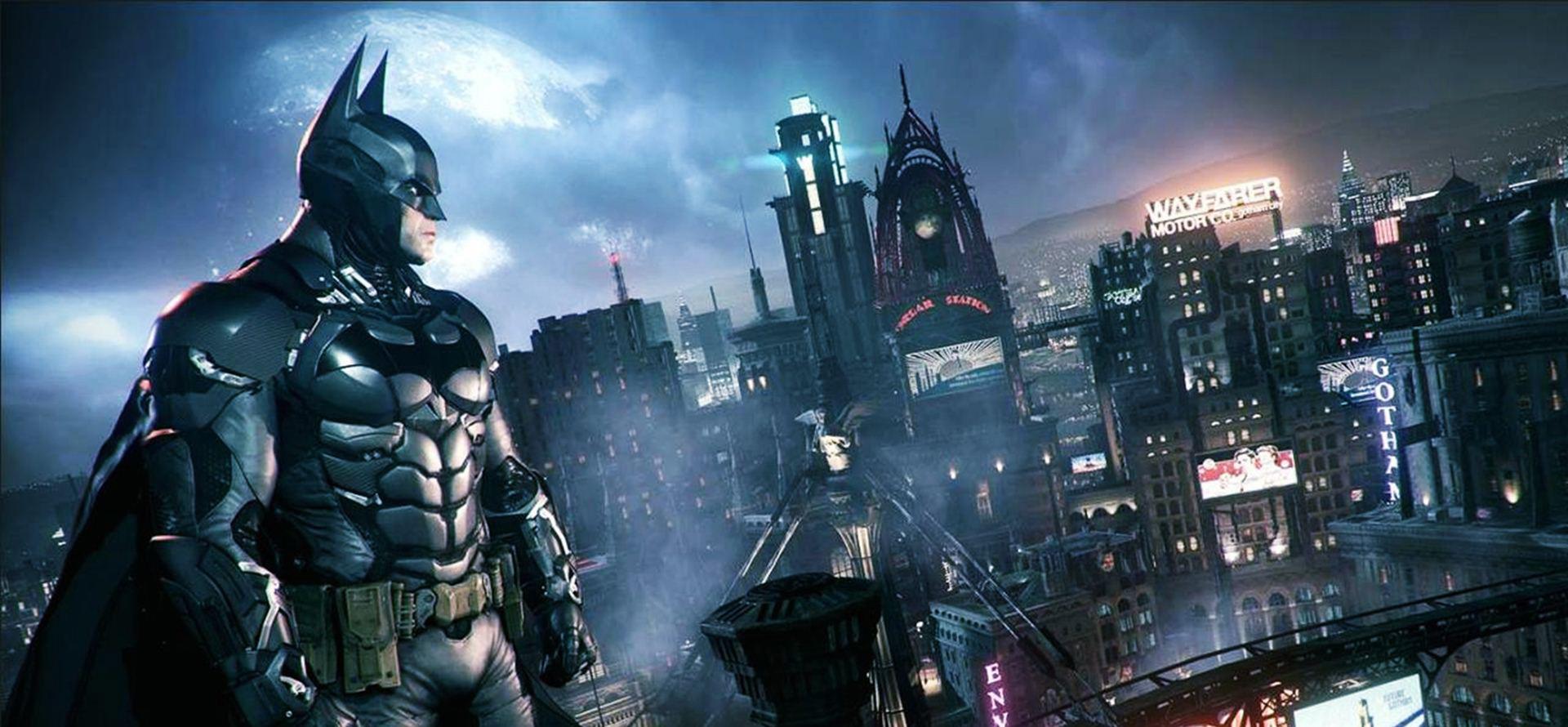 Batman Arkham Knight Top EGLA