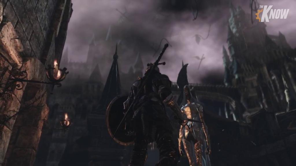 Dark Souls 3 Concept Art 11 EGLA