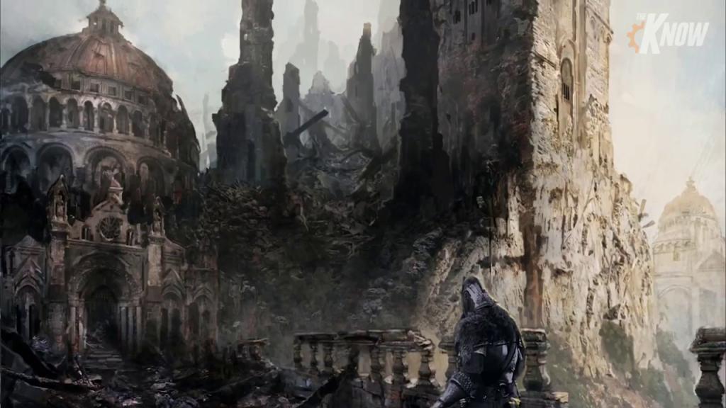 Dark Souls 3 Concept Art 3 EGLA