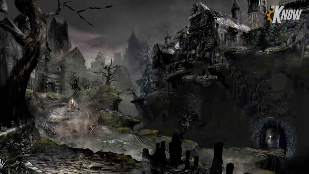 Dark Souls 3 Concept Art 7 EGLA