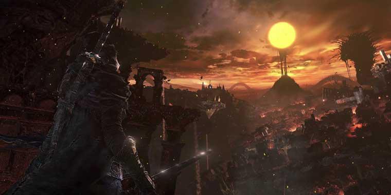 Dark Souls 3 Concept Art EGLA