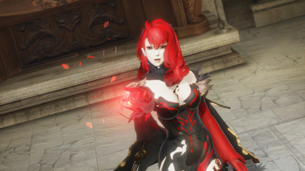 Deception IV The Nightmare Princess EGLA