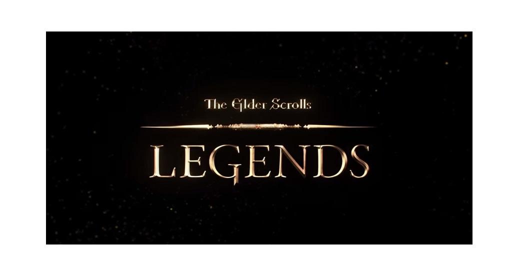 Elder Scroll legend
