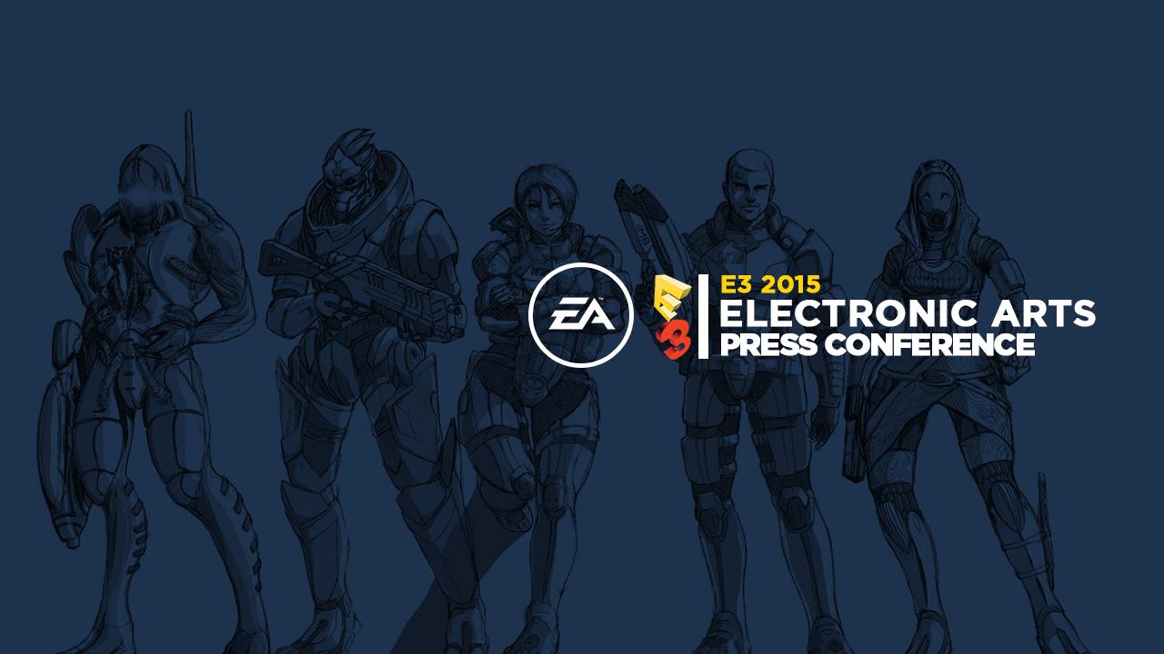 Electronic Arts E3 2015 EGLA