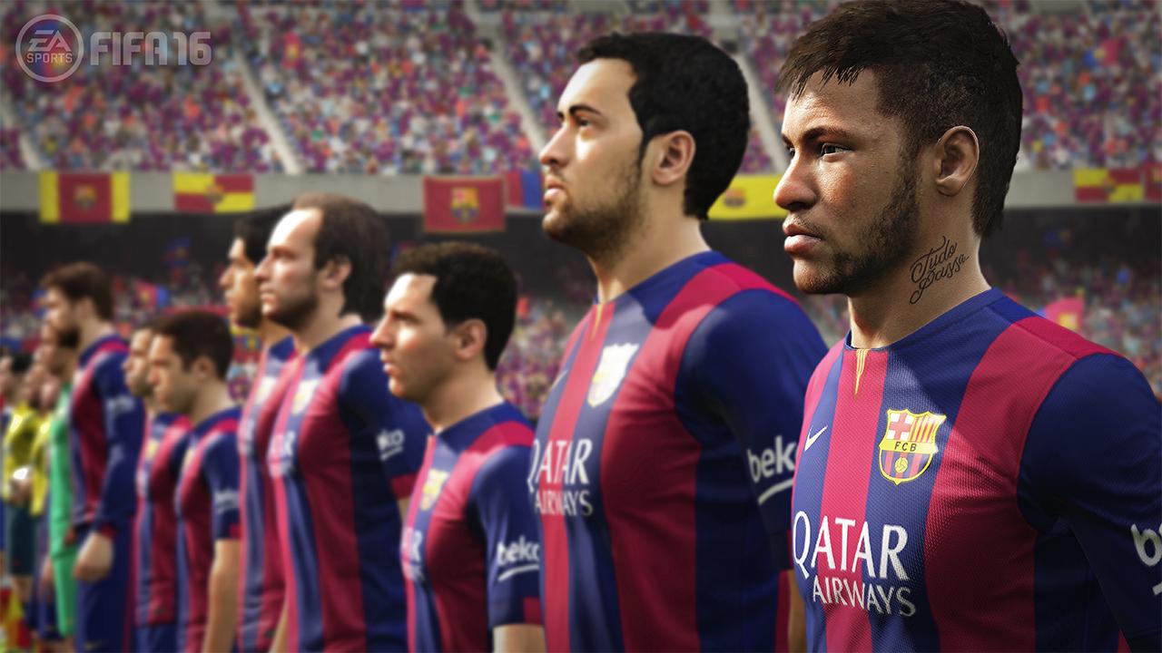 FIFA 16 Barcelona EGLA