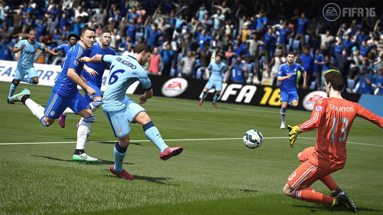 FIFA 16 Kun Aguero EGLA