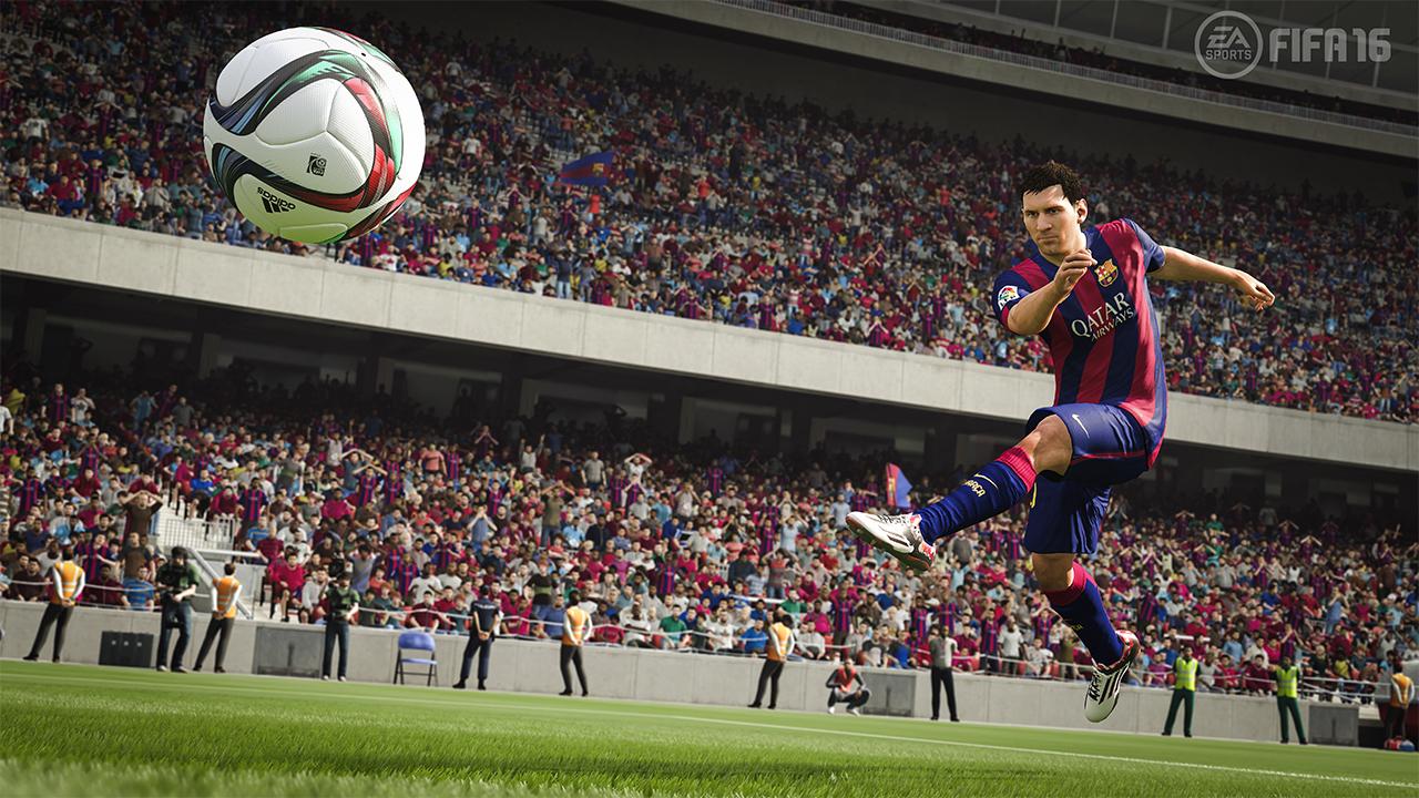 FIFA 16 Messi EGLA