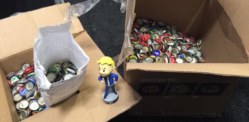 Fallout 4 tapas Bethesda EGLA