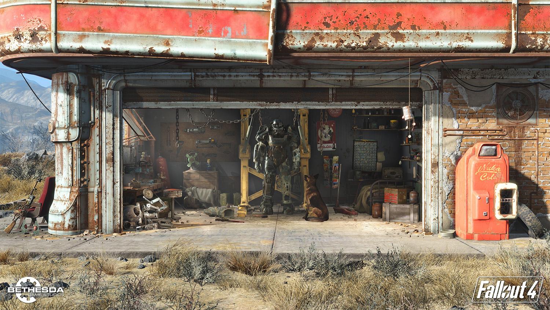 Fallout 4 EGLA