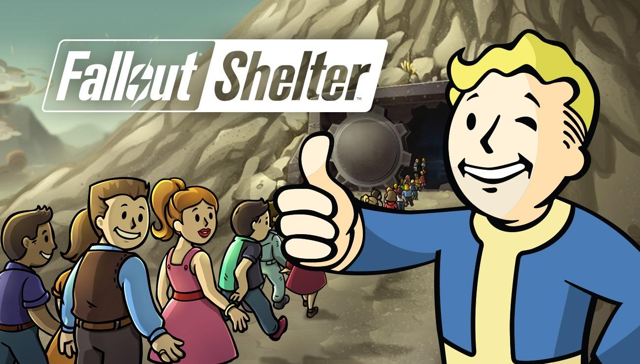 Fallout Shelter portada EGLA
