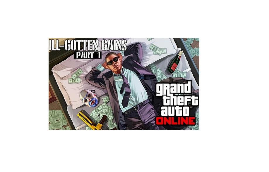 GTA V Ill-Gotten Gains Update