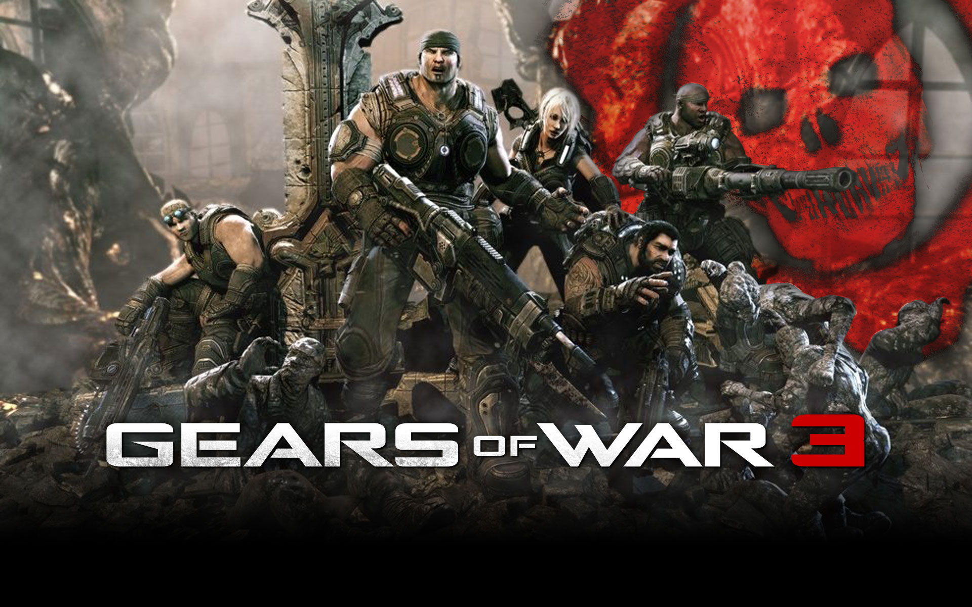 Gears of Wars EGLA