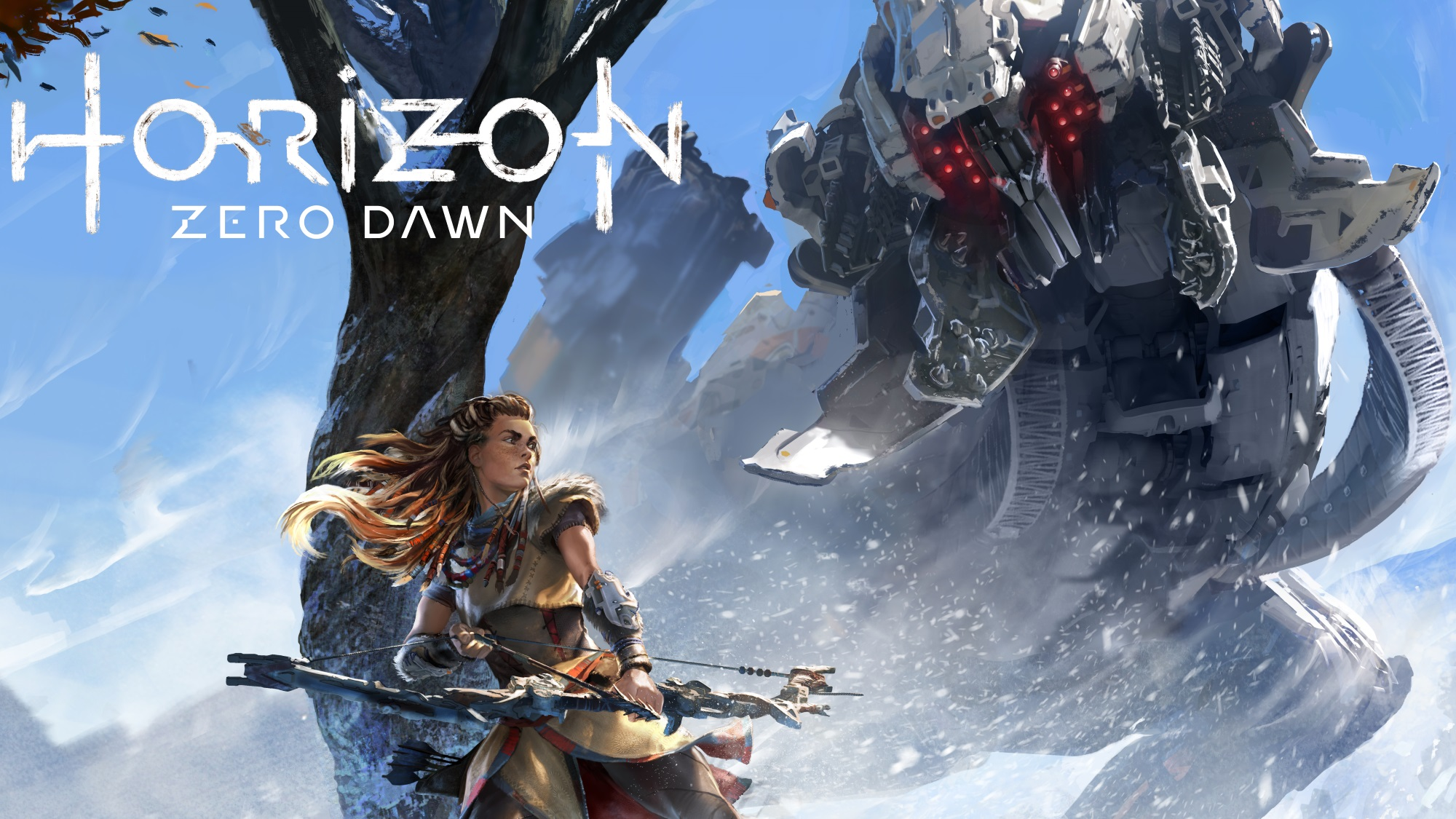 Horizon Zero Dawn EGLA