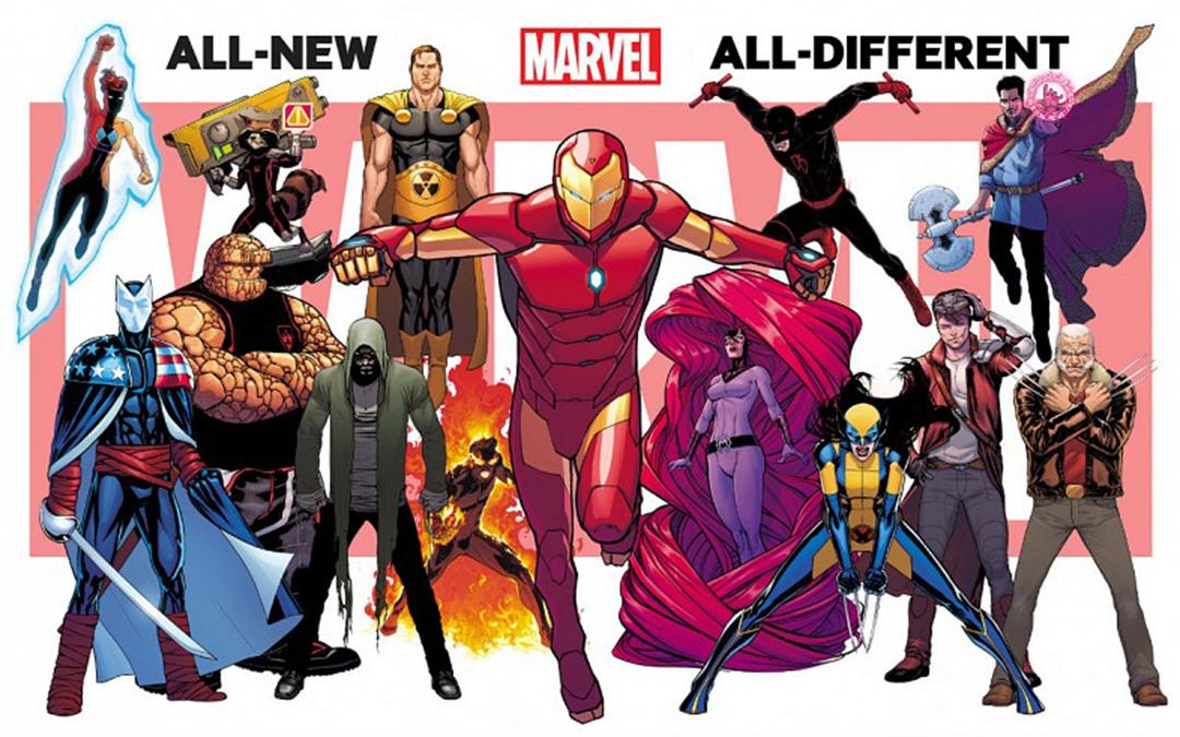 Marvel reebot egla
