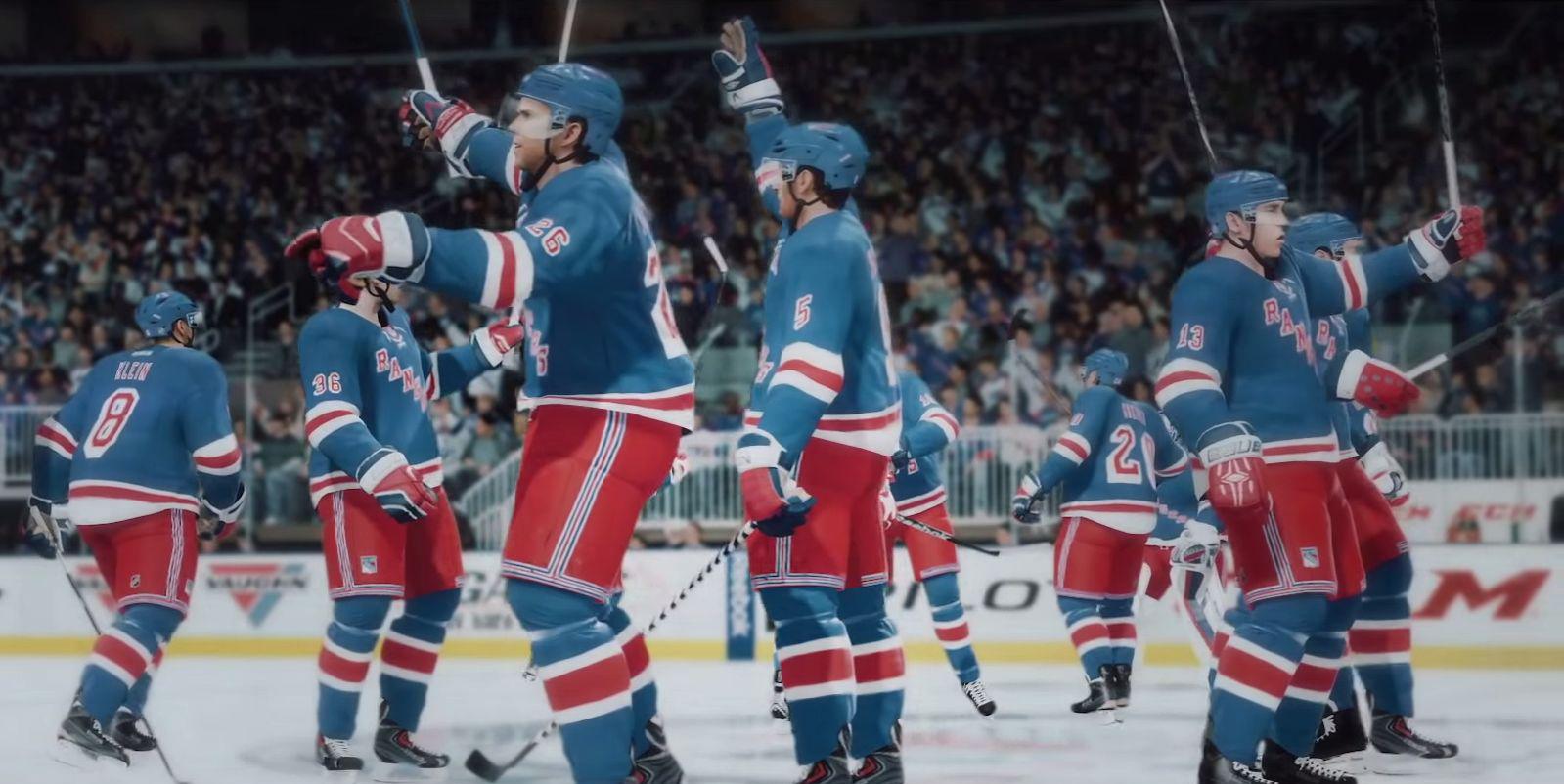 NHL 16 EGLA