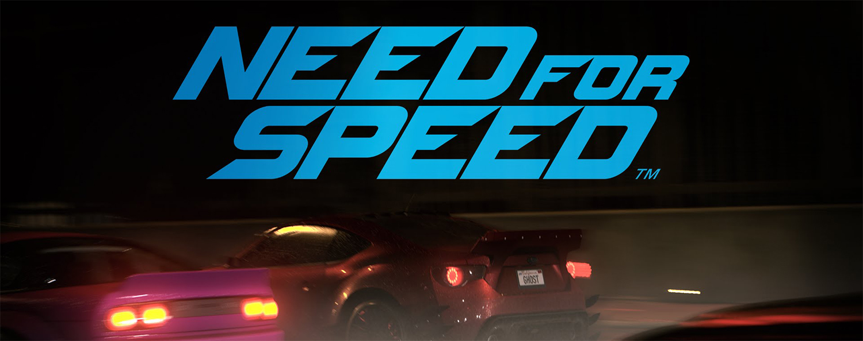 Need for Speed E3 2015 EGLA
