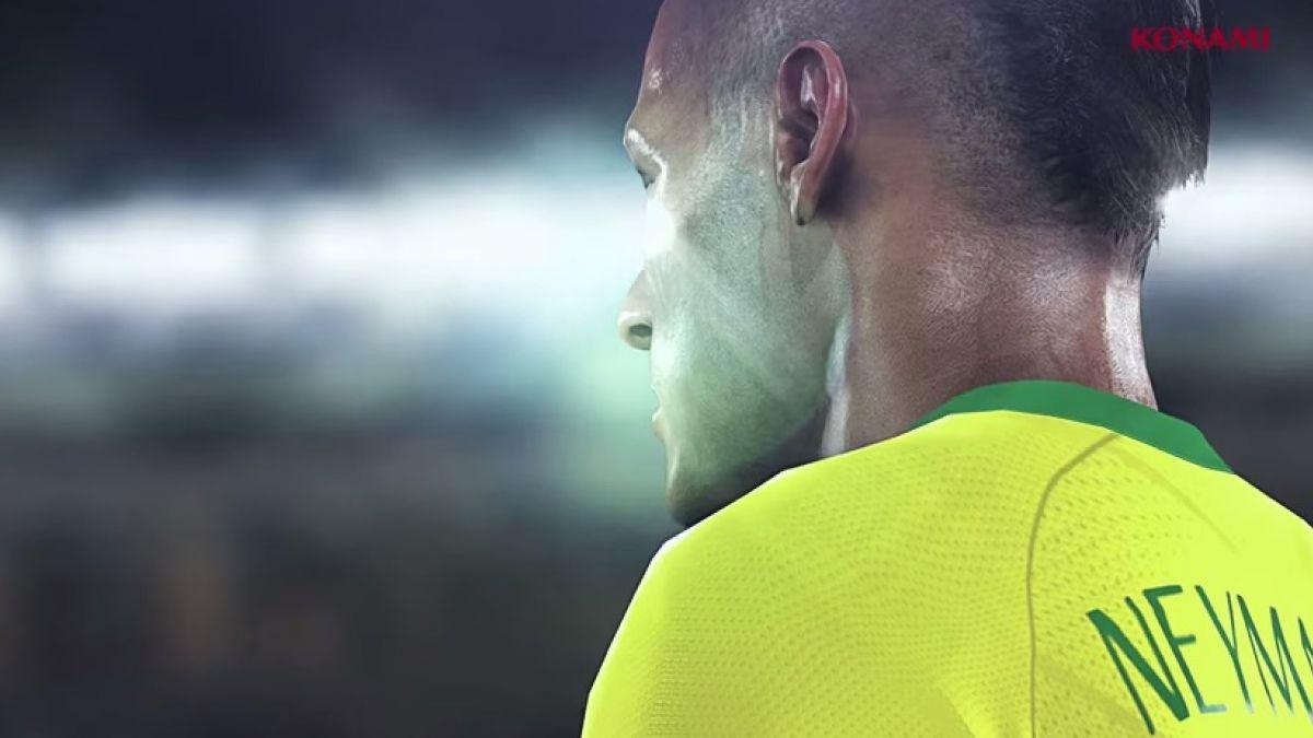 Neymar Jr. portada Pes 2016 EGLA