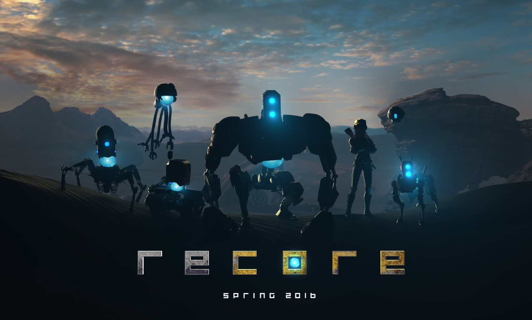 Recore Xbox One egla