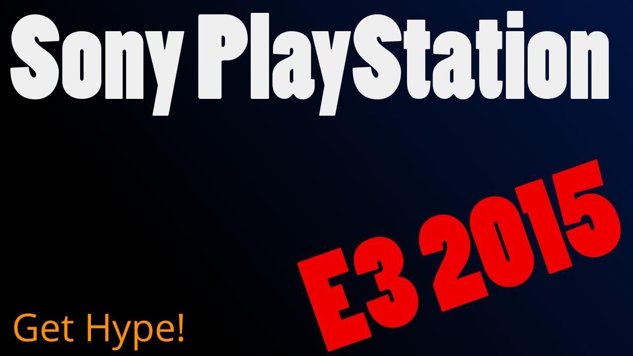 Sony Playstation E3 2015 EGLA
