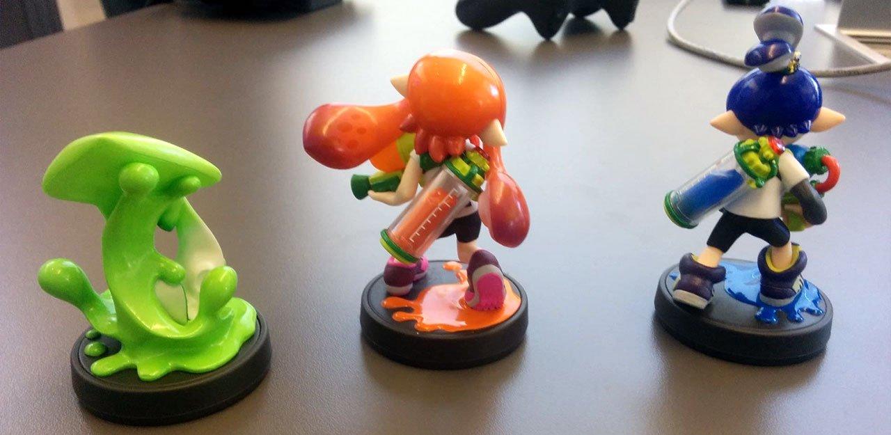 Splatoon Nintendo 3 Amiibo Back EGLA