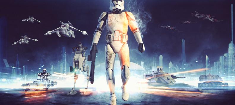 Star Wars Battlefront 2 EGLA